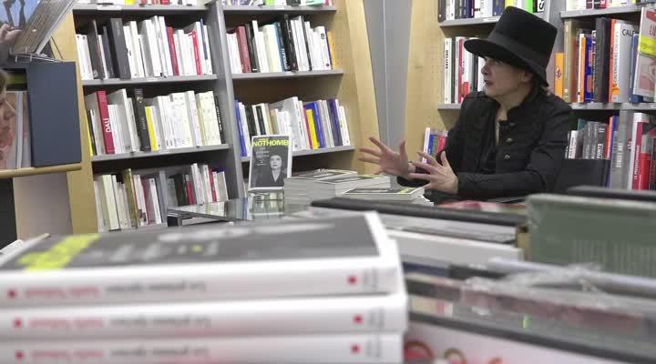 Thumbnail Amélie Nothomb revient sur son dernier roman