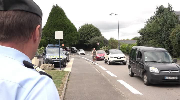 Thumbnail Morts sur les routes : toujours plus d'opérations de contrôle et de prévention