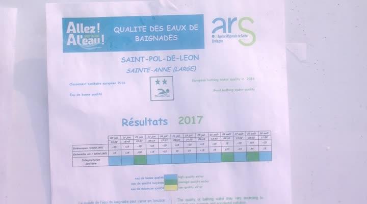 Thumbnail Pavillon bleu : 36 plages et 12 ports bretons labellisés