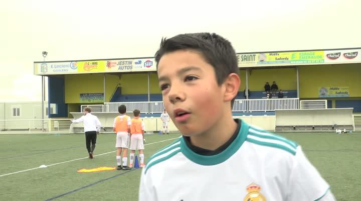 Thumbnail Le Real Madrid organise un stage à Milizac