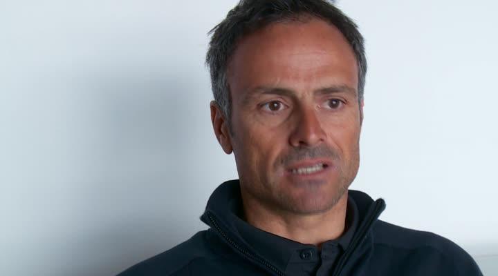 Thumbnail Franck Cammas, co-skipper de Gitana Team
